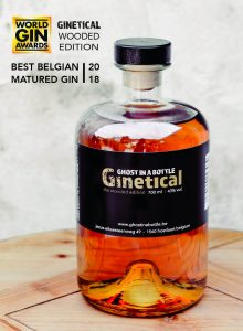 Ginetical Gin Award
